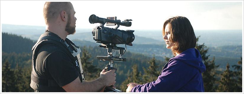 Videoproduktion, Film, Filmproduktion, DVD-Herstellung, Sprachaufnahmen, Tonaufnahmen